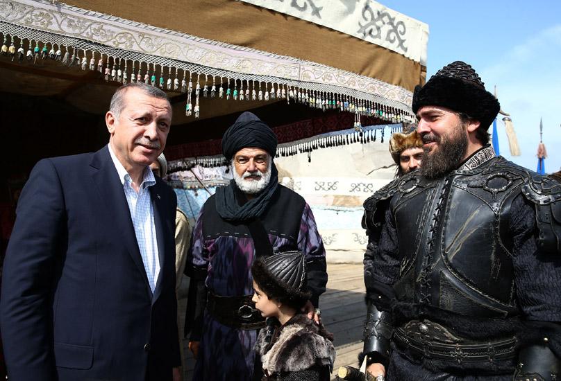 Presidency Of The Republic Of Turkey : President Erdoğan Visits Set