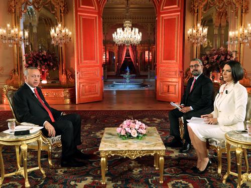 Presidency Of The Republic Of Turkey : President Erdoğan on